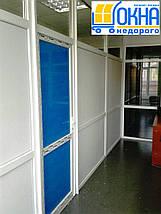 Пластиковые перегородки в офисе - Цены в Киеве, фото 2