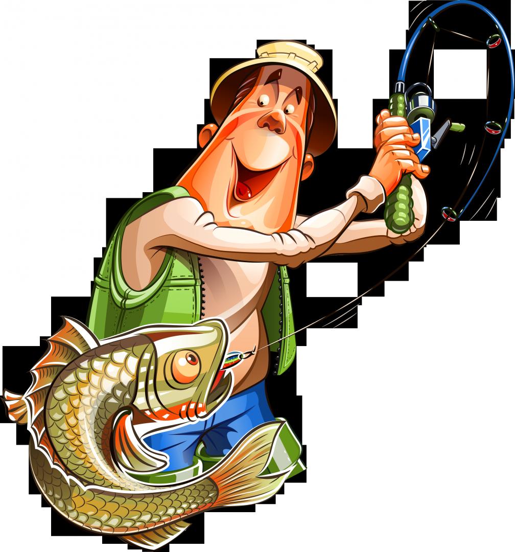 Смешные картинки рыболова