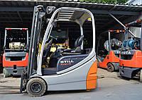 Электрический погрузчик Still RX 20-15 бу 2011 г.в. 4.9 м подъем