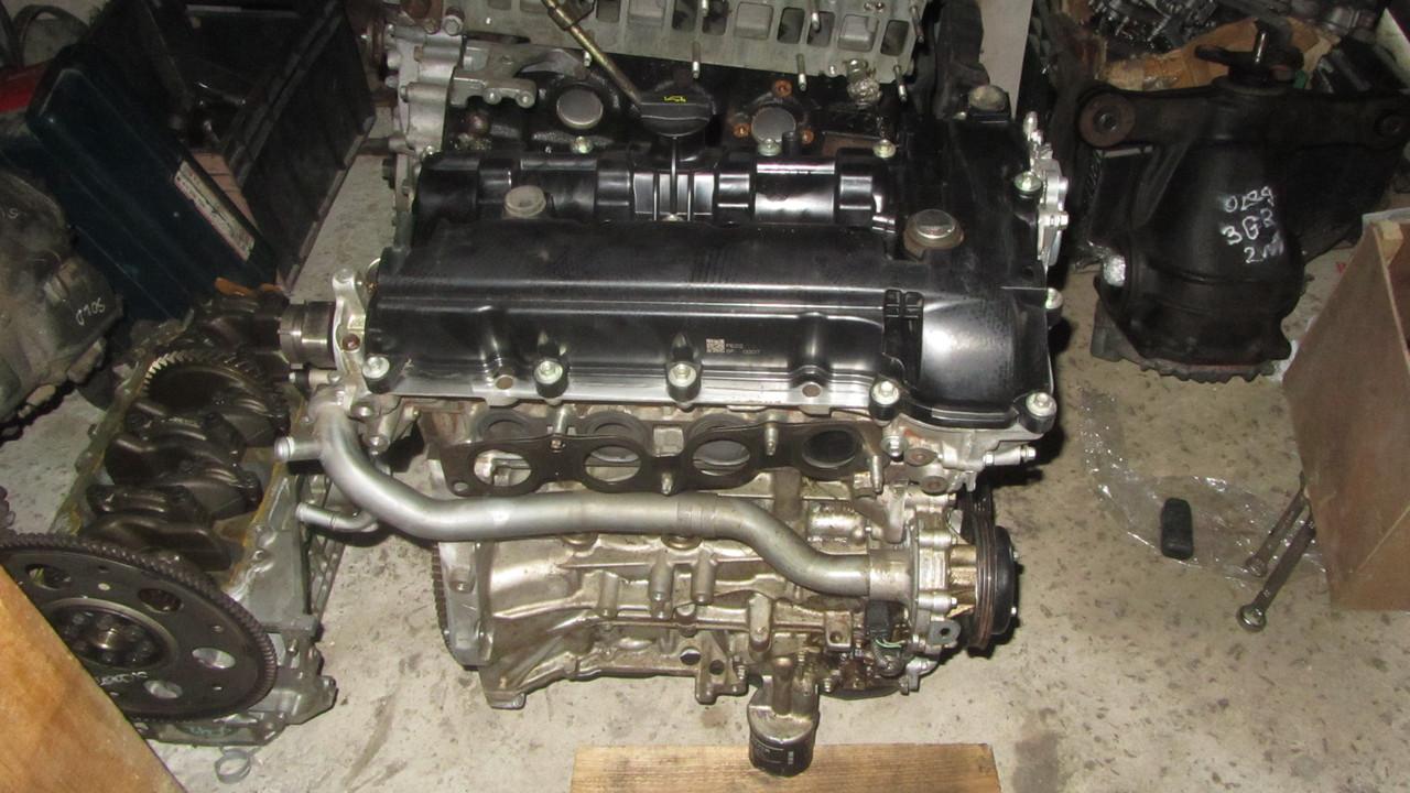 Двигатель 2.0i PE-VPS Mazda 3 BM BN PEY502300 PEY502300E PEY702300 PEY702300E