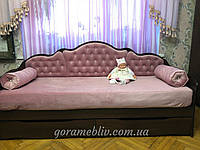 Кровать с выдвижными ящиками Л-6