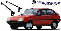 """Багажник на крышу ЗАЗ Таврия """"UNI"""" (128 см) """"Эконом"""", фото 1"""