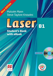 Laser 3rd Edition B1 Student's Book + eBook Pack