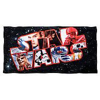 Детское махровое полотенце Disney Звездные Войны