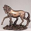Статуетка Veronese Дикий кінь 20 см 76105 A4