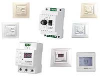 Терморегулятор для теплого пола: виды и предназначение