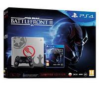 Игровая консоль SONY PlayStation 4 Slim 1TB - Ограниченное издание Wars: Battlefront II