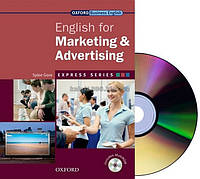 Английский язык   Business English For Marketing and Advertising+CD. Учебник   Oxford