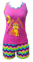 Літня жіноча піжама з шортами