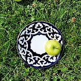 """Тарелка десертная """"ПАХТА"""" d 16 см. Узбекистан, фото 3"""