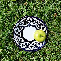 """Тарелка десертная """"ПАХТА"""" d 16 см. Узбекистан"""