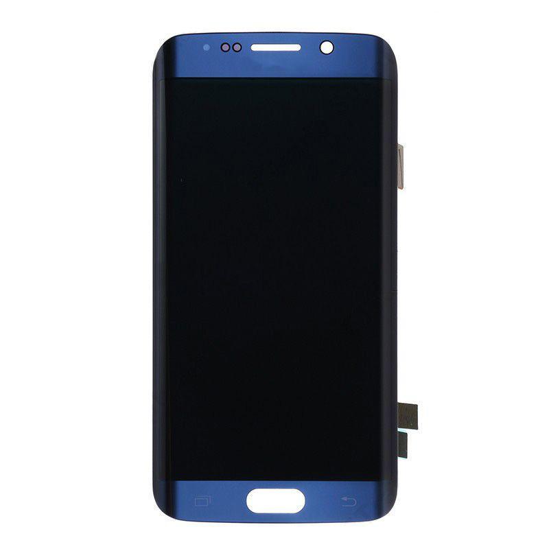Дисплей модуль Samsung G925F Galaxy S6 EDGE в зборі з тачскріном, чорний