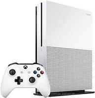 Игровая консоль Xbox One S 1TB + Far Cry 5 + Playeruknown's Battlegrounds + XBL 6 месяцев