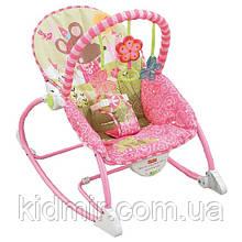Кресло-качалка, шезлонг Принцесса мышь Fisher Price Princess Mouse