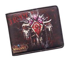 Кошелек  Альянс Орда World of Warcraft Варкрафт