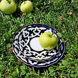 """Тарелка десертная """"ПАХТА"""" d 16 см. Узбекистан, фото 4"""