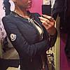 Куртка монклер женская