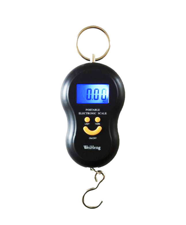 Электронный кантер (ручные весы) на 40 кг