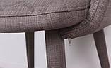 Кресло VALENCIA цвет кофейный Nicolas (бесплатная доставка), фото 4