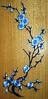 """Красивая  вышивка """"Сакура голубая"""" от студии LadyStyle.Biz, фото 1"""