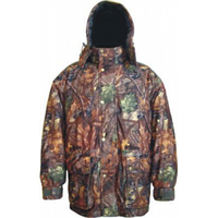 Костюм зимний для охоты и рыбалки до -25 ANT BISON, Костюм зимний мембрана две куртки, фото 1