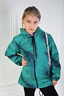 Детская ветровка на флисе, для девочек и мальчиков , фото 1
