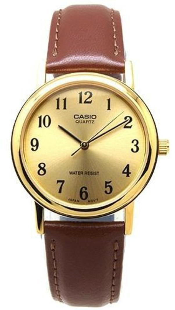 Наручные мужские часы Casio MTP-1095Q-9B1 оригинал