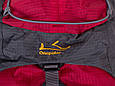 Качественный рюкзак туристический 45 л. Onepolar W1702-red красный, фото 6