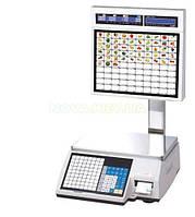 Весы электронные с термопечатью CAS CL5000J-IS 3/6 кг Опция интерфейс Wi-Fi