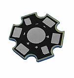 Плата алюмінієва (підкладка) 1хLED 20мм, фото 2