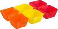 Набор форм для выпечки кексов 6 шт Krauff 26-184-032