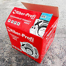 Мотокоса Riber-Profi RB52 Red+нож победитовый, фото 3