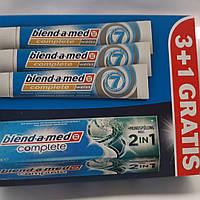 Зубная паста blend-a-med 75 мл 4 шт