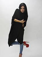 Тёплая шаль-накидка - HW031010000 Код:5397