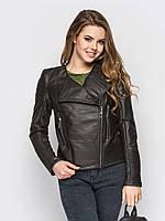 Куртка-косуха из искусственной кожи - 87018/1 Код:11826