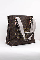 Шоппинг сумка Louis Vuitton капучино