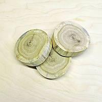 Срез (спил) шлифованный без коры  8-10см