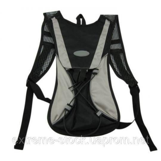Велосипедный рюкзак Giant, объём 5 л, чёрный