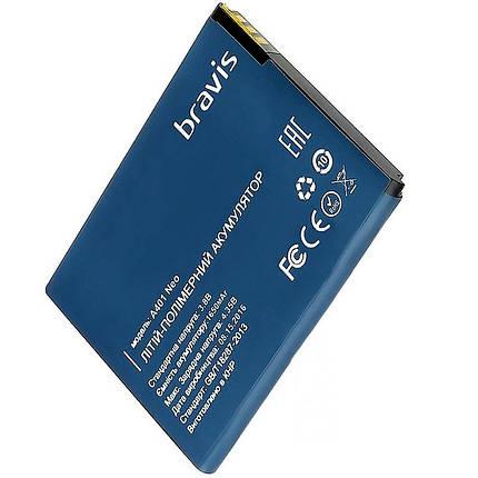 Аккумулятор батарея bravis neo, фото 2