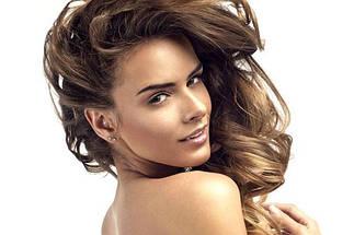 Для окрашенных волос и волос без особых проблем