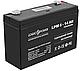 Аккумулятор для ИБП Logic-Power AGM LP 6-14 AH, фото 2