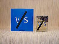 Versace - V/S Versus Pour Homme (2000) - Туалетная вода 100 мл - Редкий аромат, снят с производства
