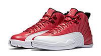 Мужские баскетбольные кроссовки Air Jordan 12 Retro Gum Red White