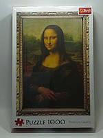 Пазлы Trefl 1000шт (10002) 68*48см (Мона Лиза)