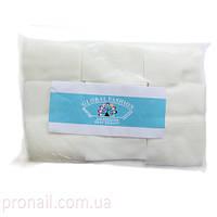 Салфетки безворсовые для ногтей в пакете плотные GLOBAL 500шт