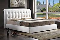 Двоспальне ліжко з мякою оббивкою Calenzana 160 Signal