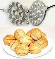 Форма для выпечки орешков Орешница 16 орехов, фото 1