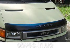Дефлектор капота, мухобойка IVECO DAILY с 2000-2005 г.в. VIP