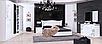 Спальня Bogema Глянец белый, фото 3