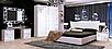 Спальня Bogema Глянец белый, фото 4